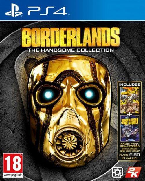 תמונה של BORDERLANDS THE HANDSOME COLLECTION PS4