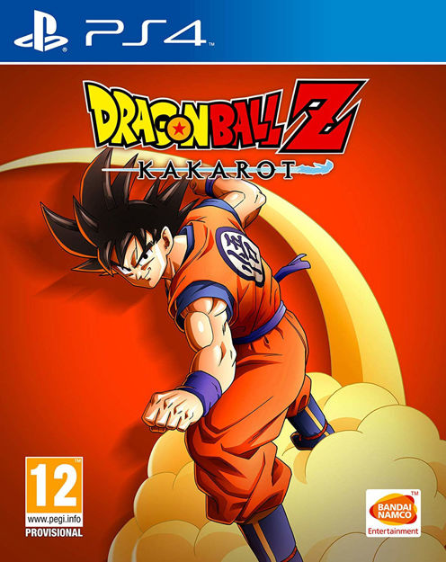 תמונה של DRAGON BALL Z KAKAROT PS4