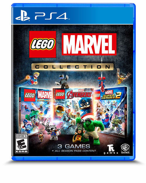 תמונה של LEGO MARVEL COLLECTION PS4
