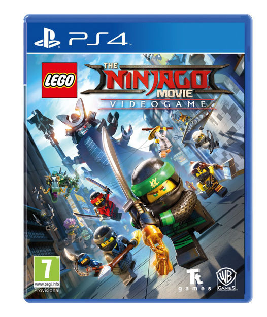 תמונה של LEGO NINJAGO THE MOVIE PS4