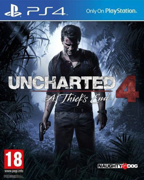 תמונה של UNCHARTED 4 A THIEF'S END