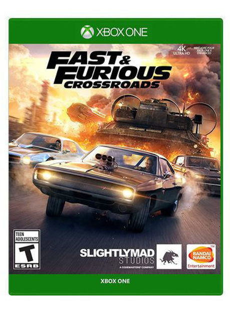 תמונה של FAST AND FURIOUS CROSSROADS XBOX ONE