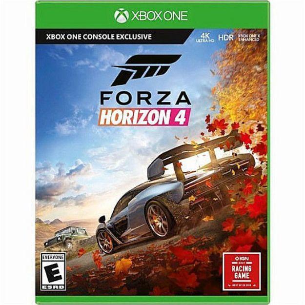 תמונה של -FORZA HORIZON 4 XBOX-  ENHANCED FOR SERIES X