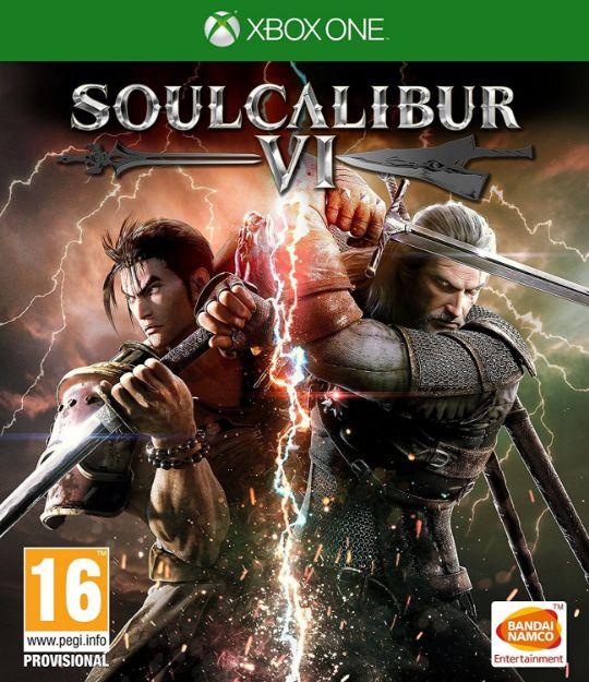 תמונה של SOUL CALIBUR VI XBOX ONE