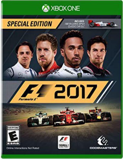 תמונה של FORMULA 1 2017 SPECIAL EDITION XBOX ONE