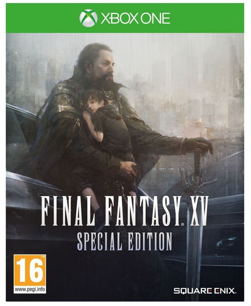 תמונה של FINAL FANTASY XV SPECIAL EDITION XBOX ONE