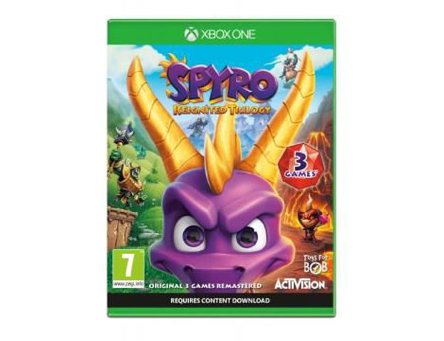 תמונה של SPYRO REIGNITED TRILOGY XBOX ONE
