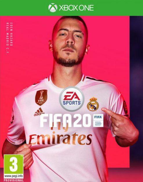 תמונה של FIFA 20 XBOX ONE