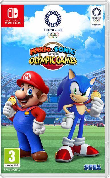 תמונה של MARIO AND SONIC AT THE OLYMPIC GAMES TOKIO 2020 NINTENDO SWITCH