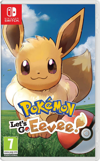 תמונה של POKEMON LET'S GO EEVEE NINTENDO SWITCH