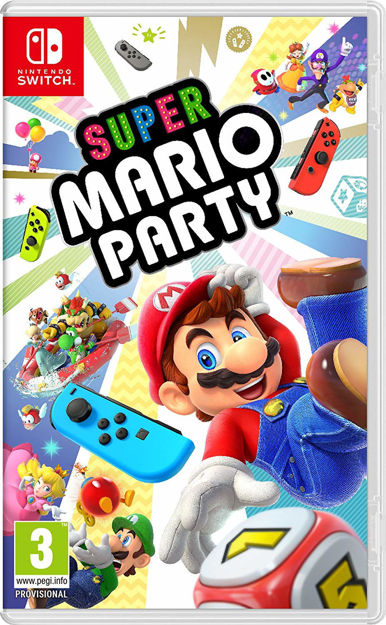 תמונה של SUPER MARIO PARTY NINTENDO SWITCH