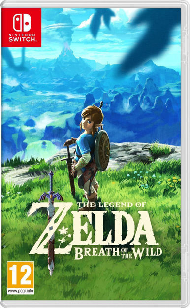 תמונה של THE LEGEND OF ZELDA- BREATH OF THE WILD- NINTENDO SWITCH