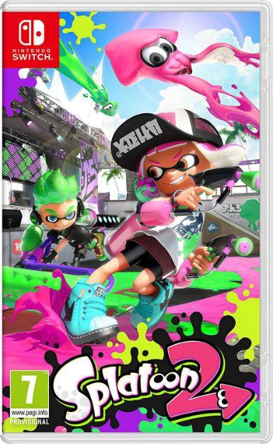 תמונה של Splatoon 2 Nintendo Switch