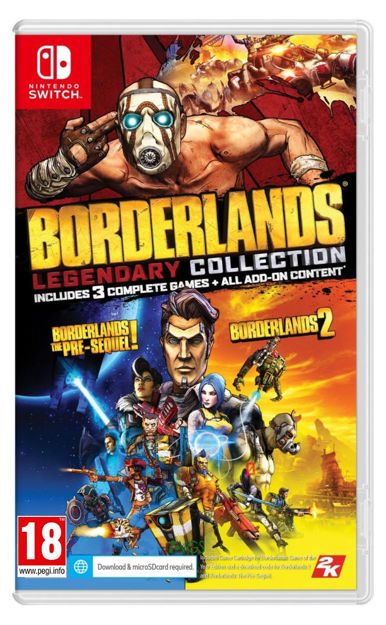 תמונה של Borderlands Legendary Collection Nintendo Switch