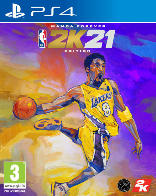 תמונה של NBA 2K21 Mamba Forever Edition Legend Edition Ps4