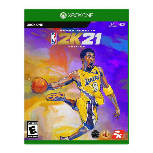 תמונה של NBA 2K21 Mamba Forever Edition Legend Edition Xbox One