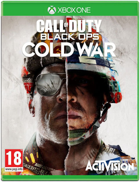 תמונה של Call Of Duty Black Ops Cold War Xbox One
