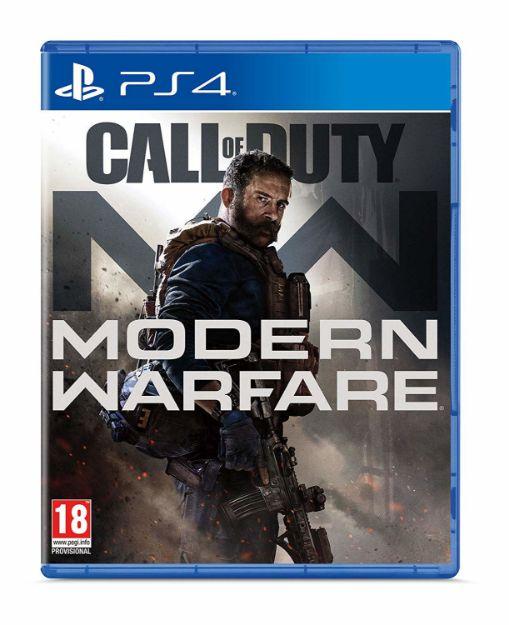 תמונה של Call Of Duty Modern Warfare 2019 Ps4