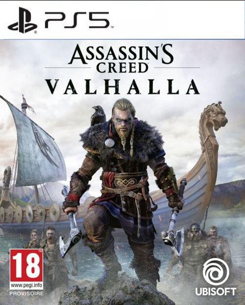 תמונה של Assassin's Creed Valhalla Ps5