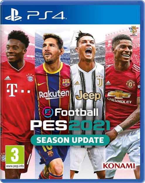 תמונה של eFootball PES 2021 Season Update PS4
