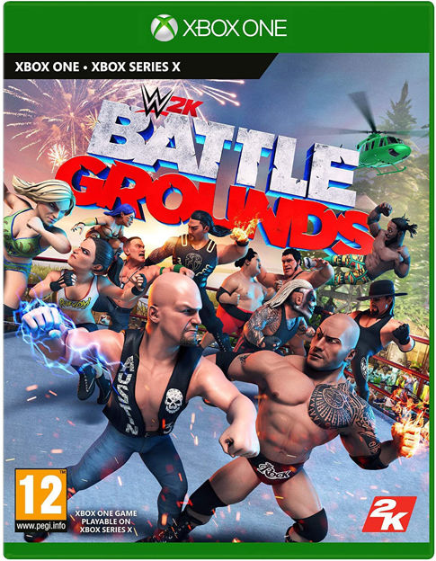 תמונה של WWE 2K Battlegrounds Xbox One