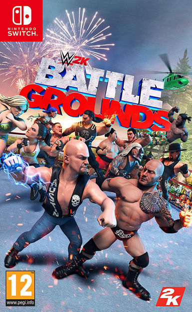 תמונה של WWE 2K Battlegrounds Nintendo Switch