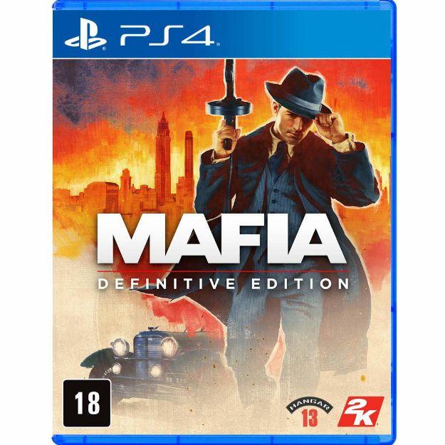 תמונה של MAFIA I DEFINITIVE EDITION PS4