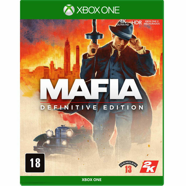 תמונה של MAFIA I DEFINITIVE EDITION XBOX ONE