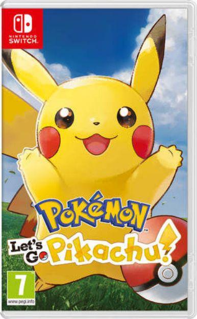 תמונה של Pokemon Let's Go : Pikachu Nintendo Switch
