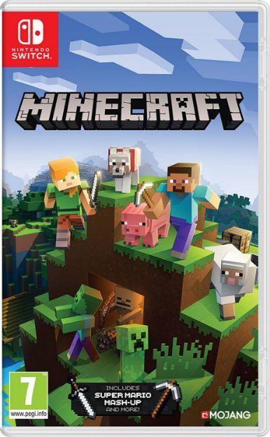תמונה של Minecraft Nintendo Switch