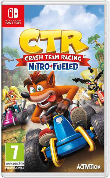 תמונה של Crash Team Racing Nitro-Fueled Nintendo Switch