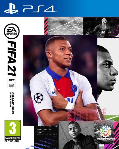 תמונה של Fifa 21 Champions Edition Ps4