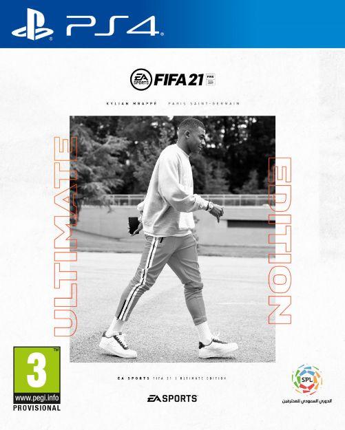 תמונה של Fifa 21 Ultimate Edition Ps4
