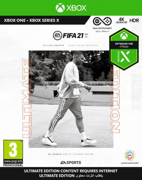 תמונה של Fifa 21 Ultimate Edition Xbox One / Series X S