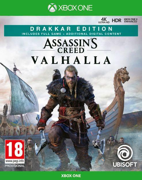 תמונה של Assassin's Creed Valhalla Drakkar Edition XBOX ONE