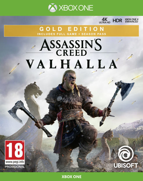 תמונה של Assassin's Creed Valhalla Gold Edition Xbox One