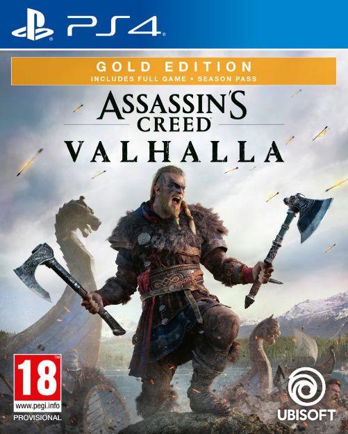 תמונה של Assassin's Creed Valhalla Gold Edition PS4