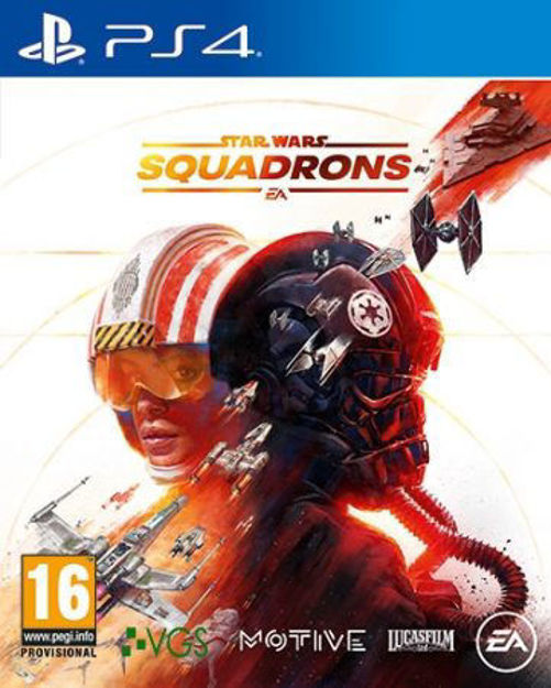 תמונה של Star Wars : Squadrons PS4