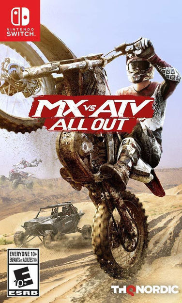תמונה של MX VS ATV ALL OUT NINTENDO SWITCH