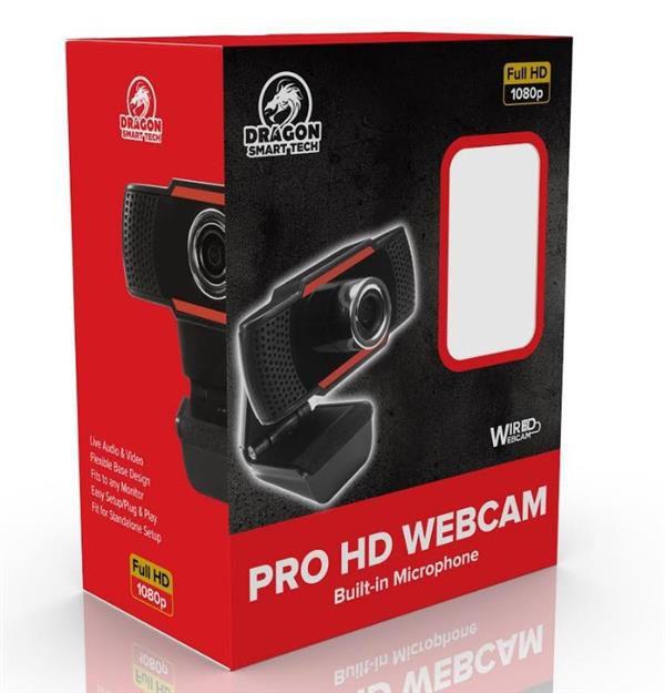 תמונה של מצלמת רשת- PRO HD WEBCAM