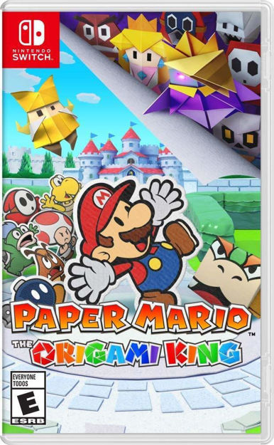 תמונה של PAPER MARIO THE ORIGAMI KING NINTENDO SWITCH
