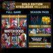 תמונה של WATCH DOGS LEGION- GOLD EDITION PS4
