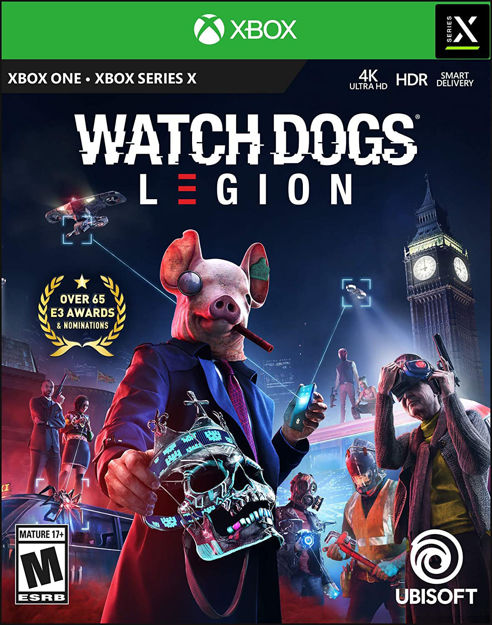 תמונה של Watch Dogs Legion XBOX ONE
