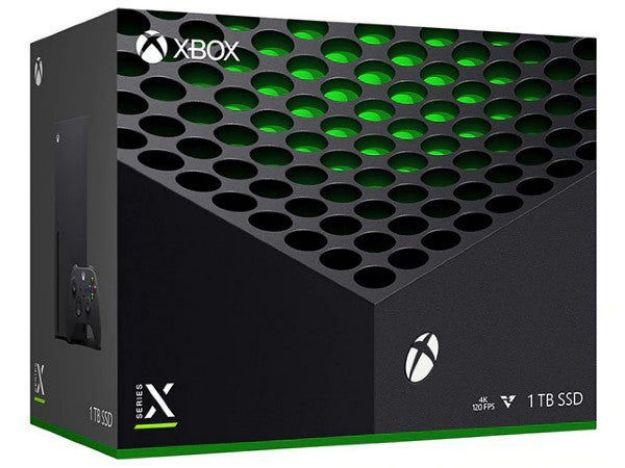 תמונה של XBOX SERIES X CONSOLE