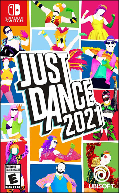 תמונה של JUST DANCE 2021 NINTENDO SWITCH