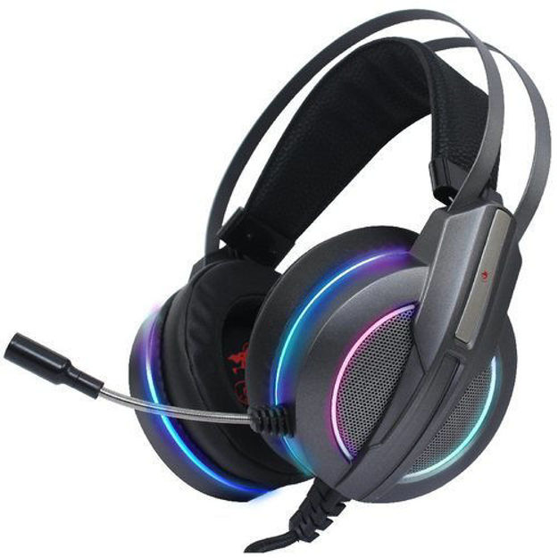 תמונה של אוזניות GALAXY HEADSET - RGB