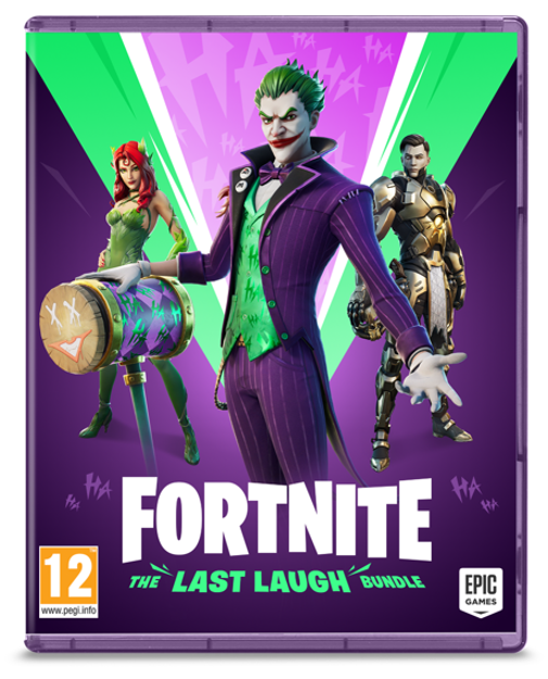 תמונה של FORTNITE - THE LAST LAUGH BUNDLE- NINTENDO SWITCH