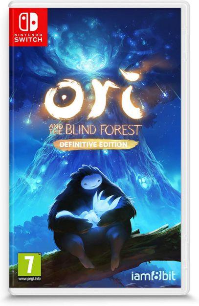 תמונה של Ori and The Blind Forest Nintendo Switch