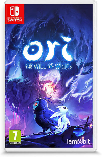 תמונה של Ori and The Will of The Wisps Nintendo Switch