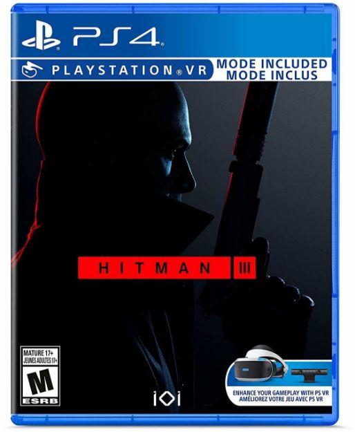 תמונה של HITMAN 3 STANDART EDITION  PS4